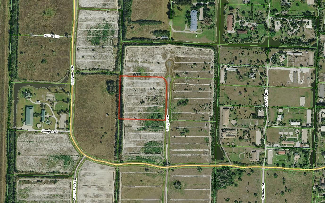 3451 Frog Hollow, Loxahatchee, Florida 33470, ,Land,For Sale,White Fences Equestr,Frog Hollow,RX-10493584