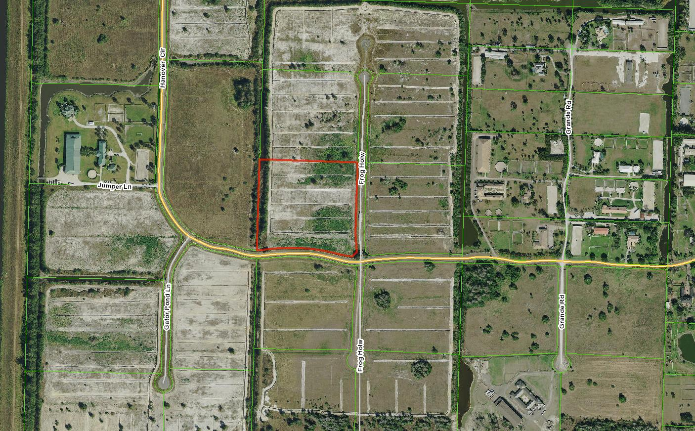 3341 Frog Hollow, Loxahatchee, Florida 33470, ,Land,For Sale,White Fences Equestr,Frog Hollow,RX-10493583