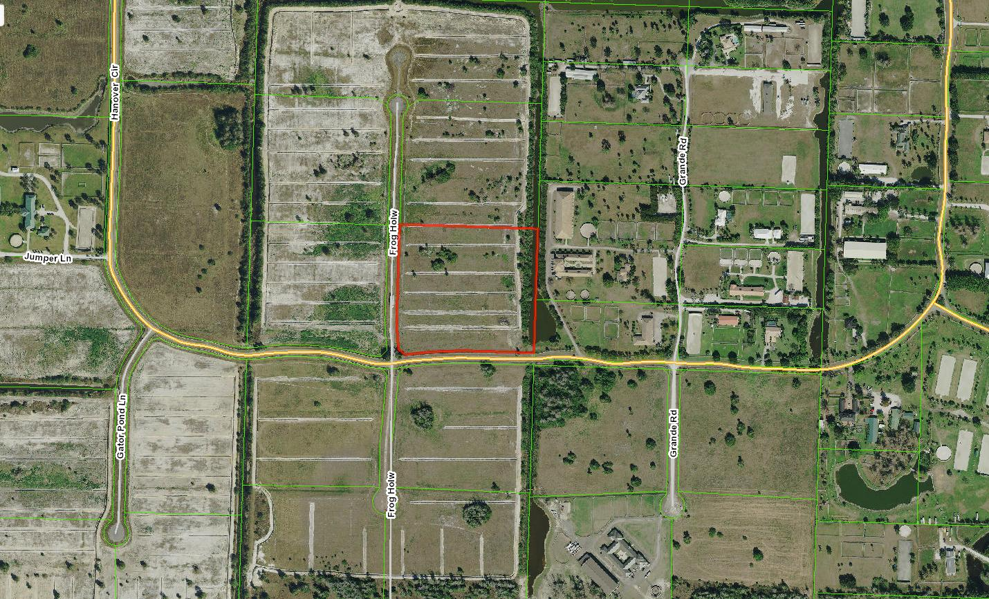3340 Frog Hollow, Loxahatchee, Florida 33470, ,Land,For Sale,White Fences Equestr,Frog Hollow,RX-10493582
