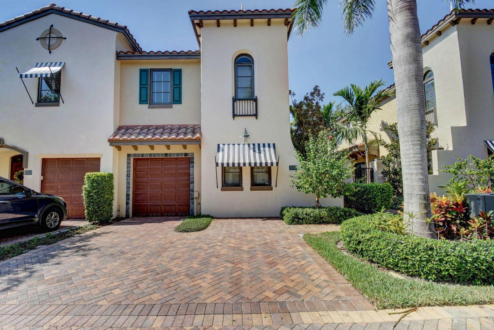 610 Via Villagio, Hypoluxo, Florida 33462, 3 Bedrooms Bedrooms, ,2.1 BathroomsBathrooms,Townhouse,For Sale,Villagio Del Mar,Via Villagio,RX-10492911
