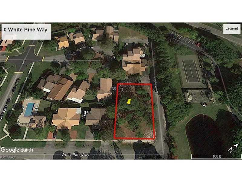 6305 White Pine Way, Lake Worth, Florida 33462, ,Land,For Sale,Lantana Pines,White Pine,RX-10492935