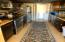 Granite counters. Stainless appliances