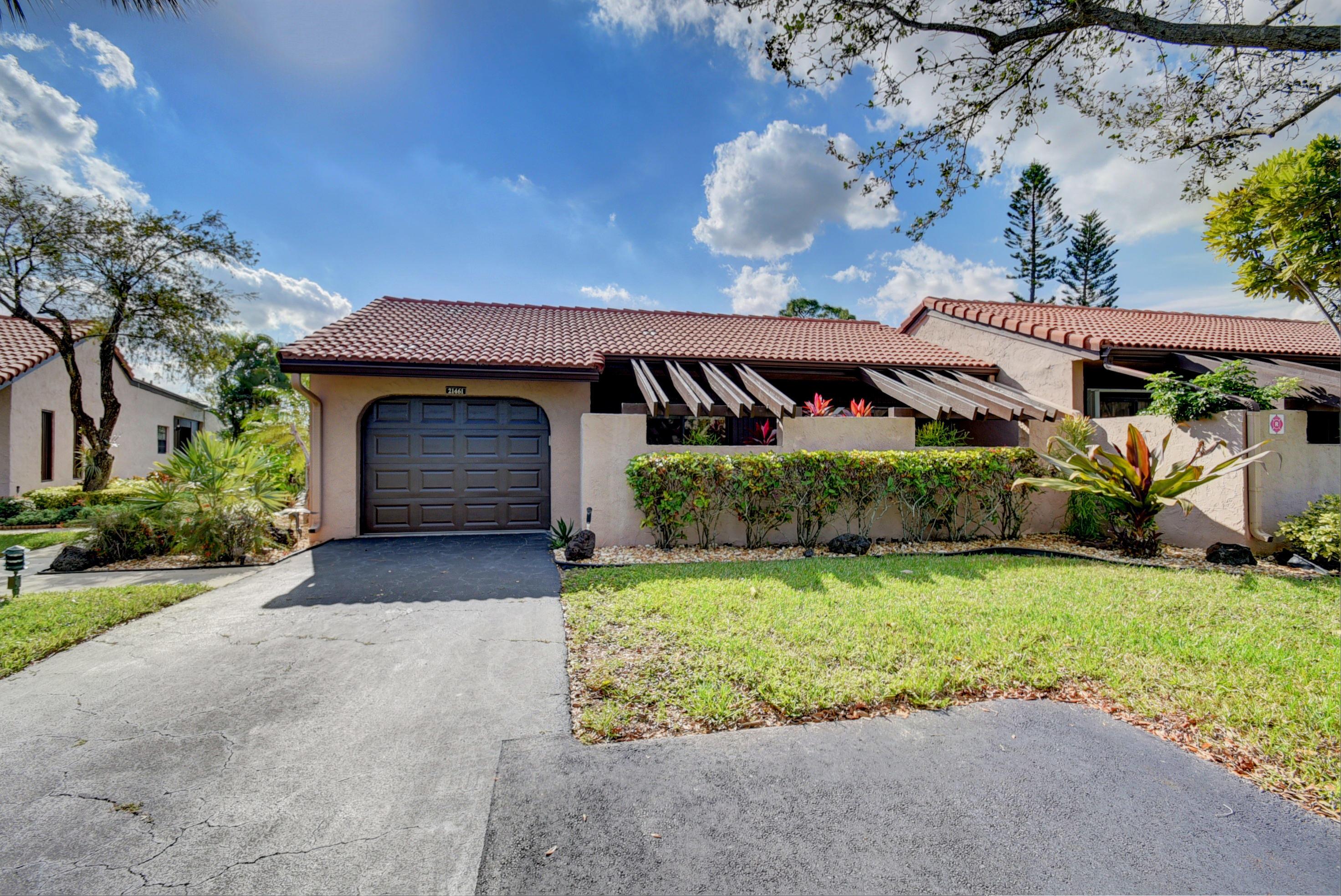 21461 Cypress Hammock Drive #28A Boca Raton, FL 33428
