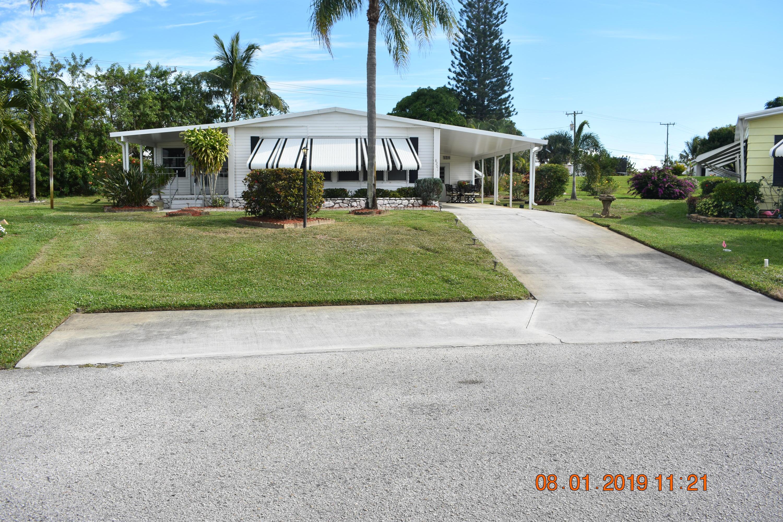 8201 Homestead Avenue, Hobe Sound, Florida 33455, 2 Bedrooms Bedrooms, ,2 BathroomsBathrooms,Mobile/manufactured,For Sale,Homestead,RX-10493938