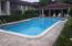 Nice heated Pool area with Clubhouse in the center of the development.