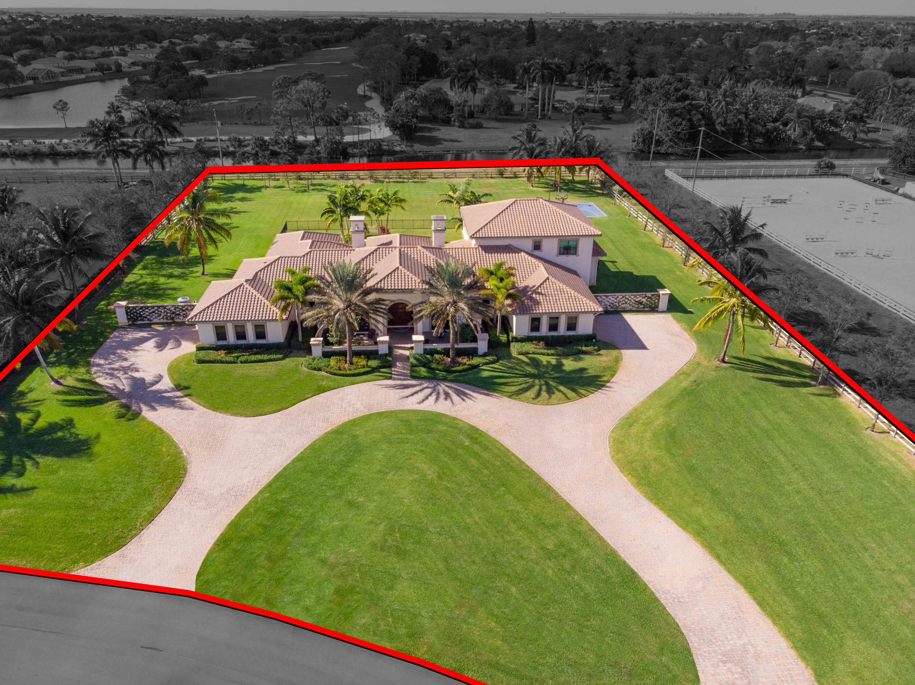 1422 Clydesdale Avenue, Wellington, Florida 33414, 4 Bedrooms Bedrooms, ,5.1 BathroomsBathrooms,Single Family,For Sale,Paddock Park II,Clydesdale,RX-10493461