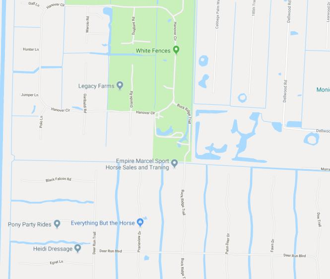 3625 Hanover Circle, Loxahatchee, Florida 33470, ,Land,For Sale,Hanover,RX-10493815