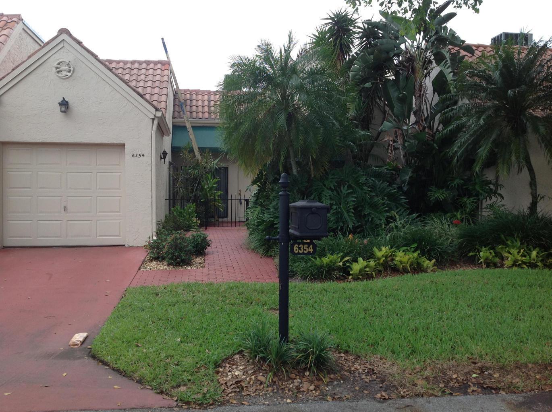 6354 Las Flores Drive Boca Raton, FL 33433