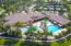 Arial View of the Clubhouse & Swimming Pools