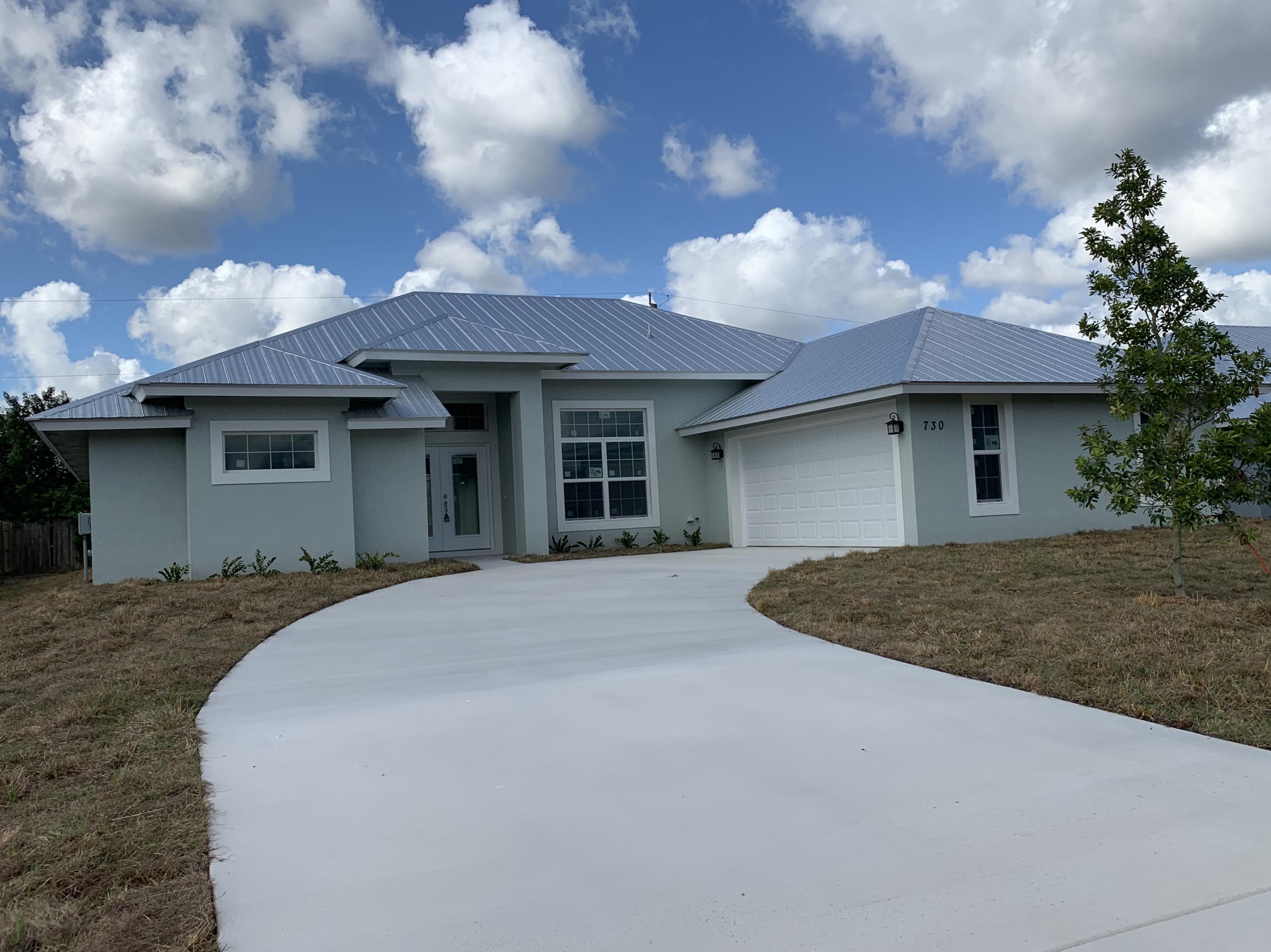 730 Carmelite Street, Port Saint Lucie, Florida 34983, 4 Bedrooms Bedrooms, ,3 BathroomsBathrooms,Single Family,For Sale,Carmelite,RX-10495082