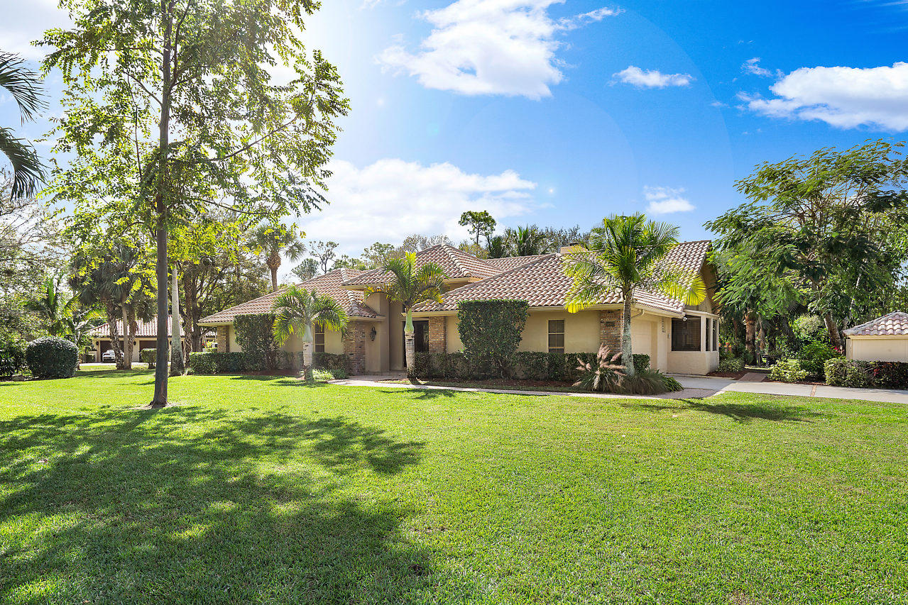 Home for sale in Paddock Park Wellington Florida