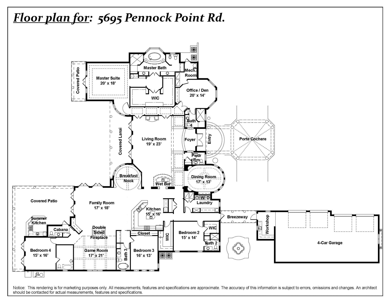 5695 Pennock Point Road
