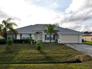 5758 NW Cleburn Drive, Port Saint Lucie, FL 34986