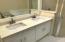 quartz countertop double sink