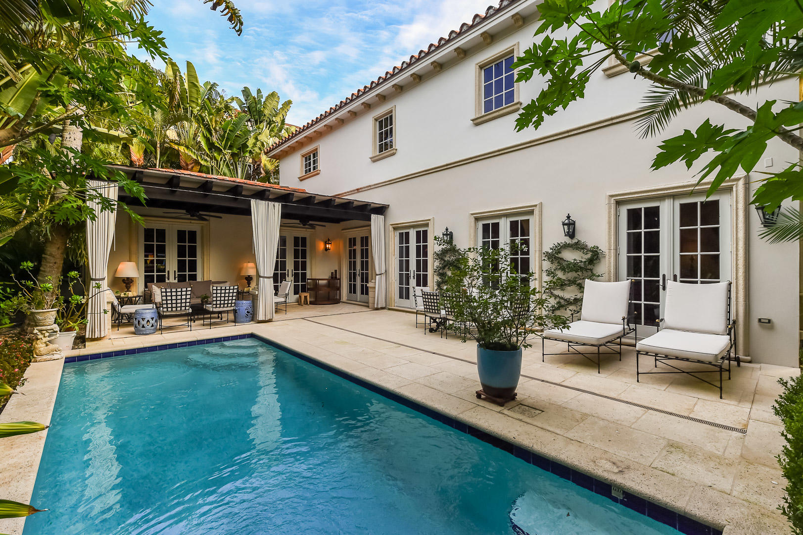 235 Atlantic Avenue, Palm Beach, Florida 33480, 4 Bedrooms Bedrooms, ,5.1 BathroomsBathrooms,Single Family,For Sale,Atlantic,RX-10496006