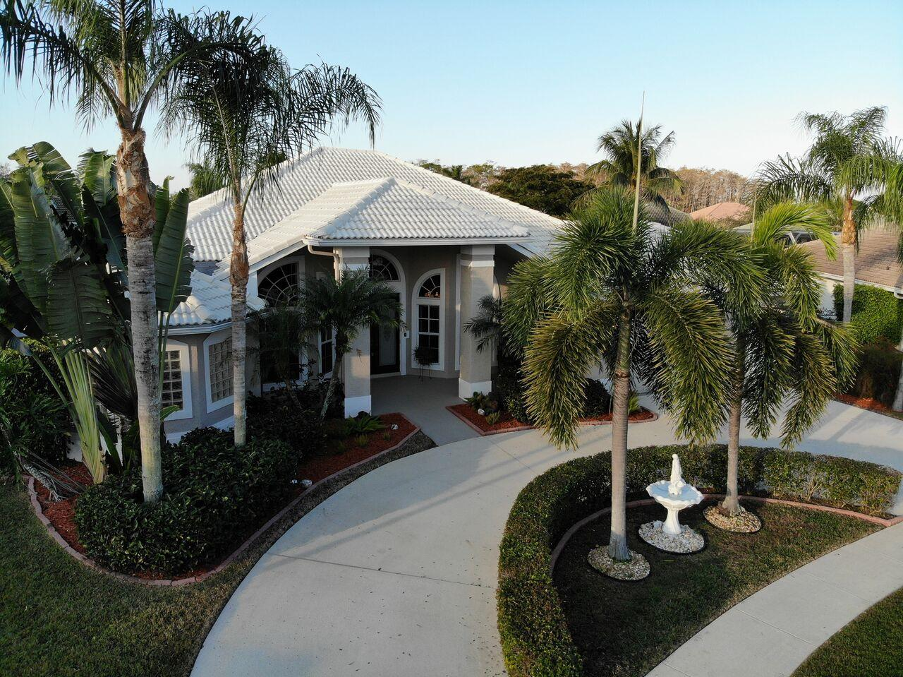 Home for sale in ESTATES OF ROYAL PALM BEACH 6 Royal Palm Beach Florida