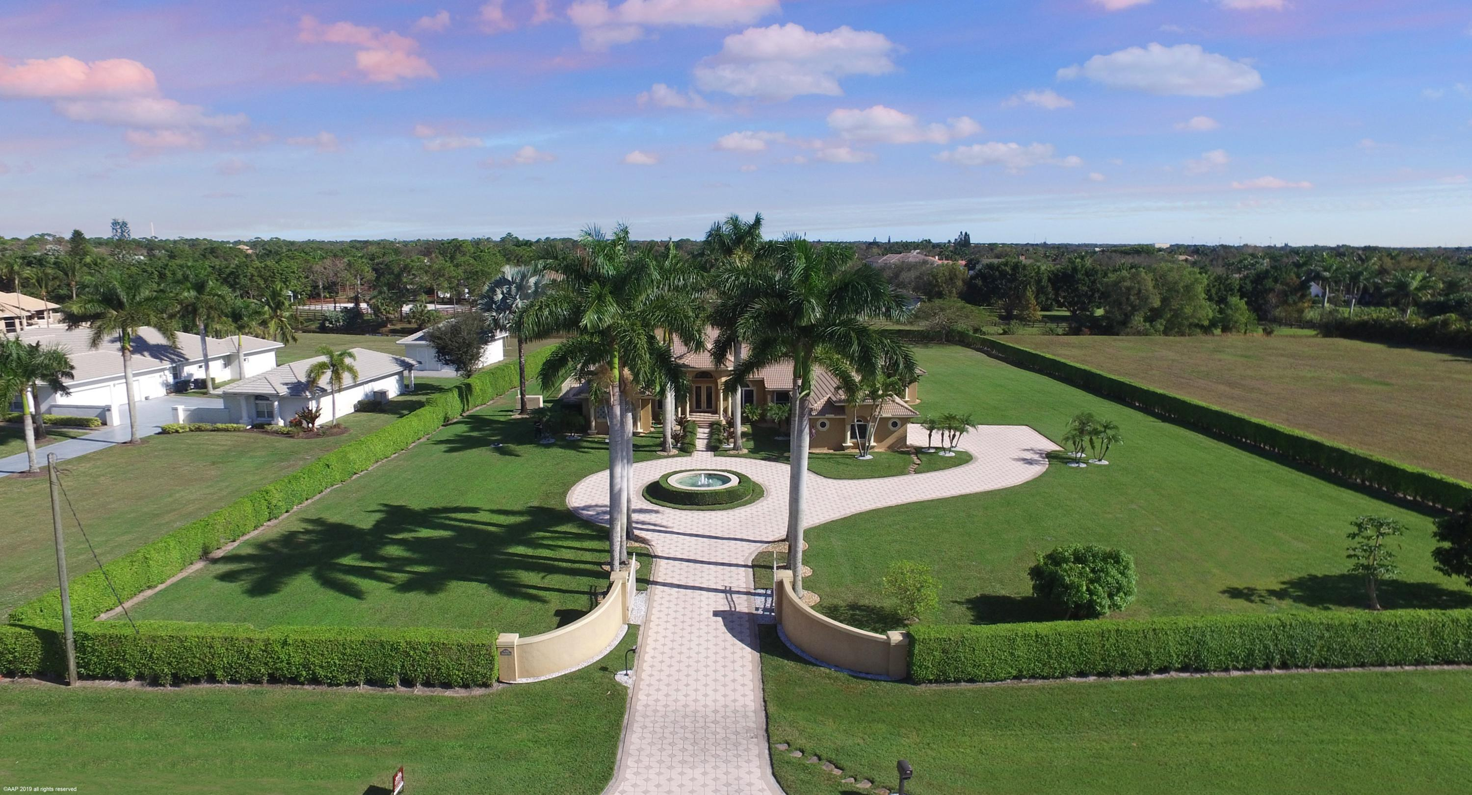 14390 Wellington Trace, Wellington, Florida 33414, 5 Bedrooms Bedrooms, ,3.2 BathroomsBathrooms,Single Family,For Sale,Wellington,RX-10496407