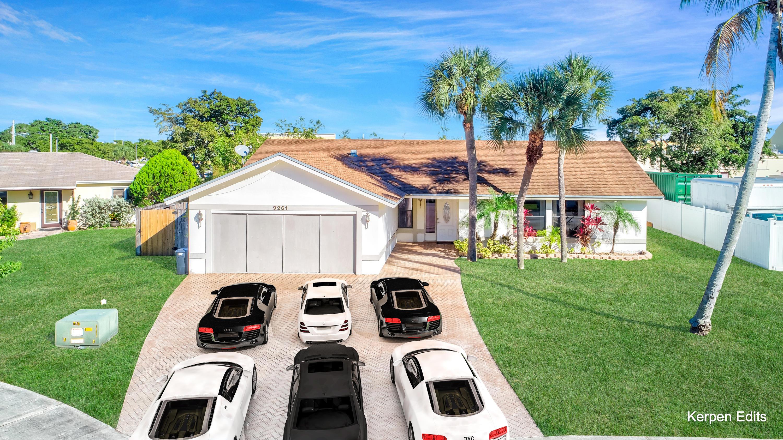 6 car driveway