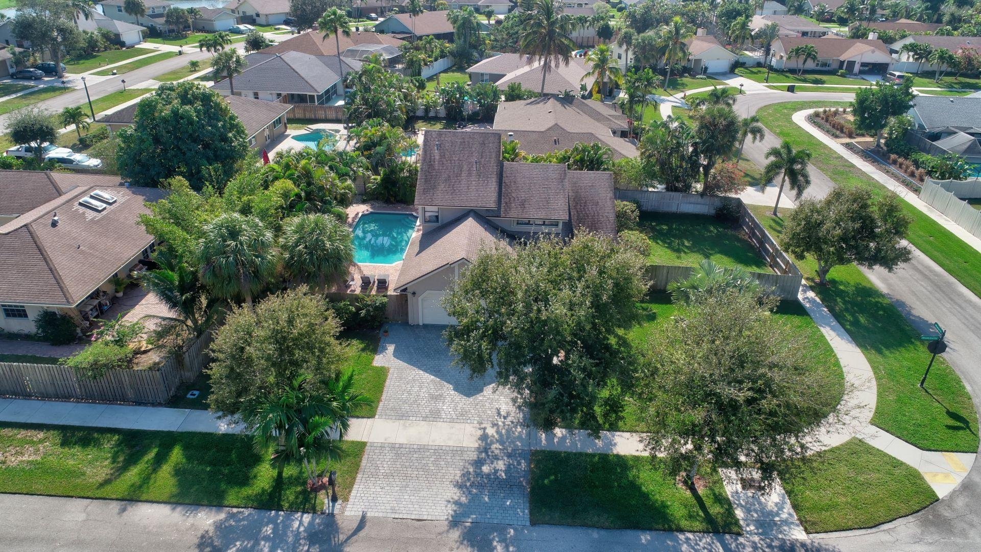 4140 Woods End Road, Boca Raton, Florida 33487, 3 Bedrooms Bedrooms, ,2 BathroomsBathrooms,Single Family,For Sale,PHEASANT WALK,Woods End,RX-10496691