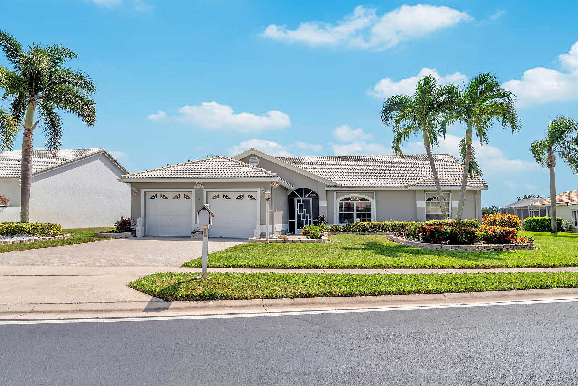 8760 Grassy Isle Trail, Lake Worth, Florida 33467, 3 Bedrooms Bedrooms, ,2 BathroomsBathrooms,Single Family,For Sale,Lakes of Sherbrooke,Grassy Isle,RX-10498241