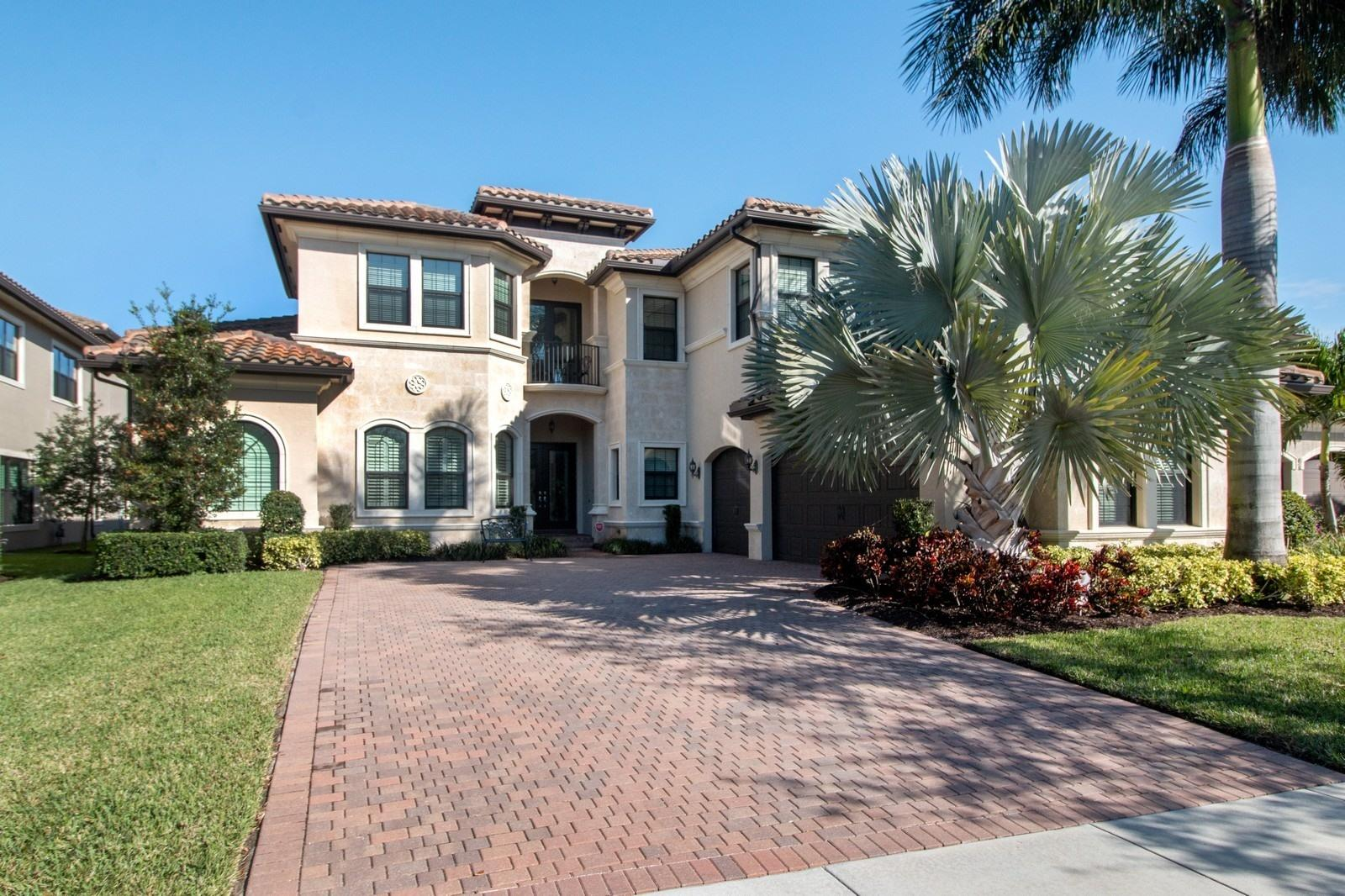 8469 Hawks Gully Avenue, Delray Beach, Florida 33446, 5 Bedrooms Bedrooms, ,5.2 BathroomsBathrooms,Single Family,For Sale,The Bridges,Hawks Gully,RX-10493464