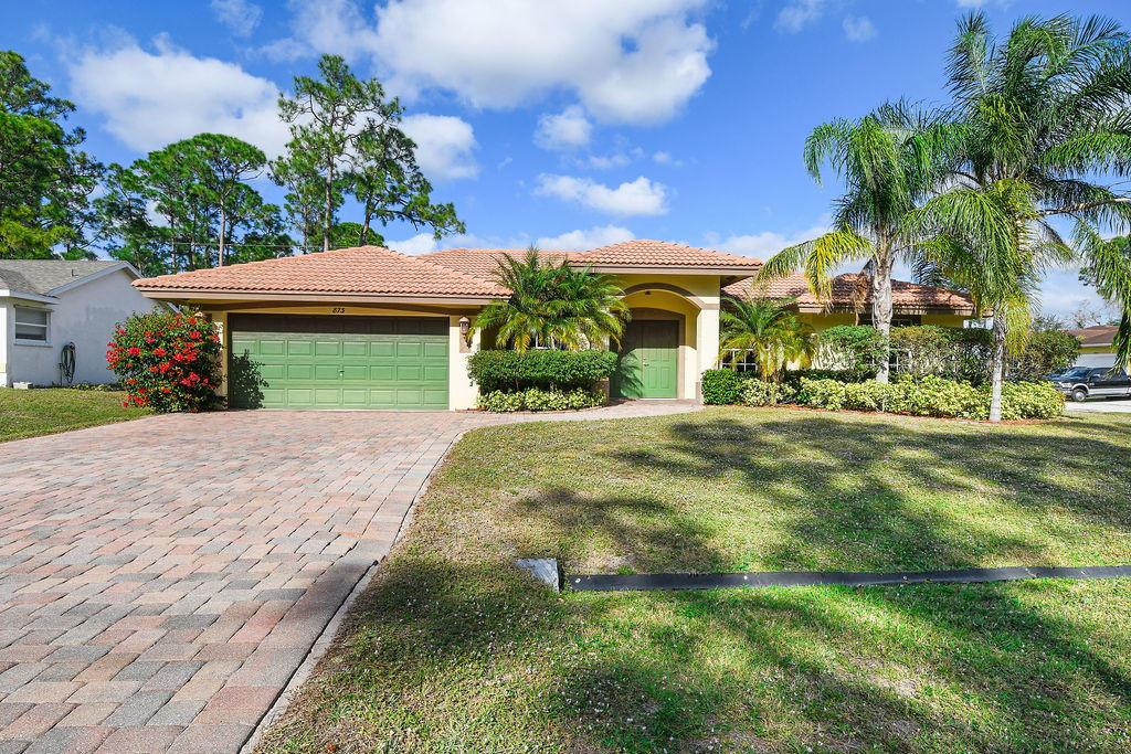 873 Sultan Drive, Port Saint Lucie, Florida 34953, 4 Bedrooms Bedrooms, ,3 BathroomsBathrooms,Single Family,For Sale,Sultan,RX-10497926