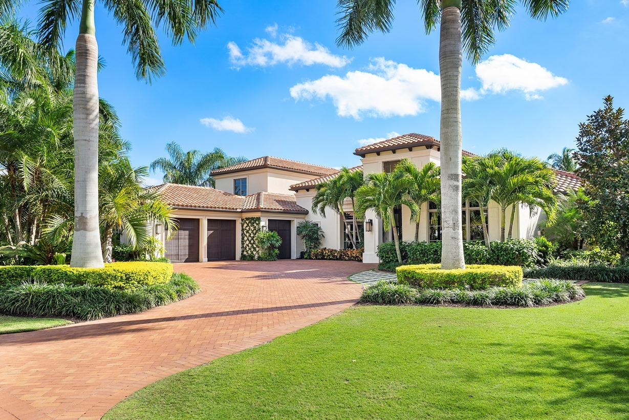 11772 Calleta Court Palm Beach Gardens FL 33418