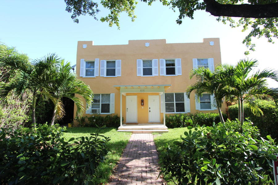 415 31st Street, West Palm Beach, Florida 33407, 1 Bedroom Bedrooms, ,1 BathroomBathrooms,Apartment,For Rent,31st,2,RX-10497875