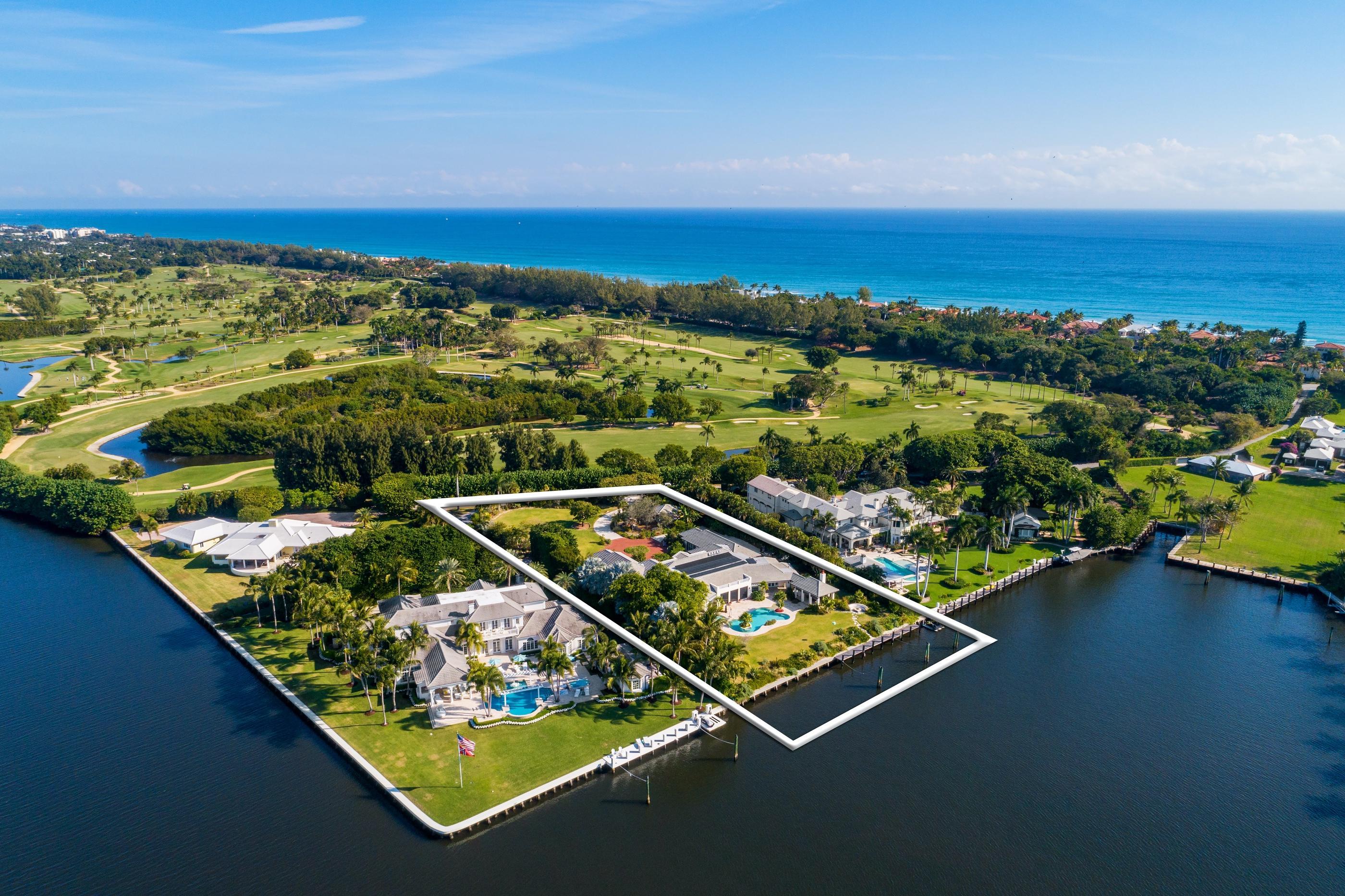 1424 Ocean Boulevard, Gulf Stream, Florida 33483, 4 Bedrooms Bedrooms, ,5.1 BathroomsBathrooms,Single Family,For Sale,Ocean,RX-10498826