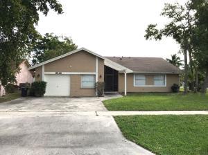 9240 Edgemont Lane, Boca Raton, FL 33434
