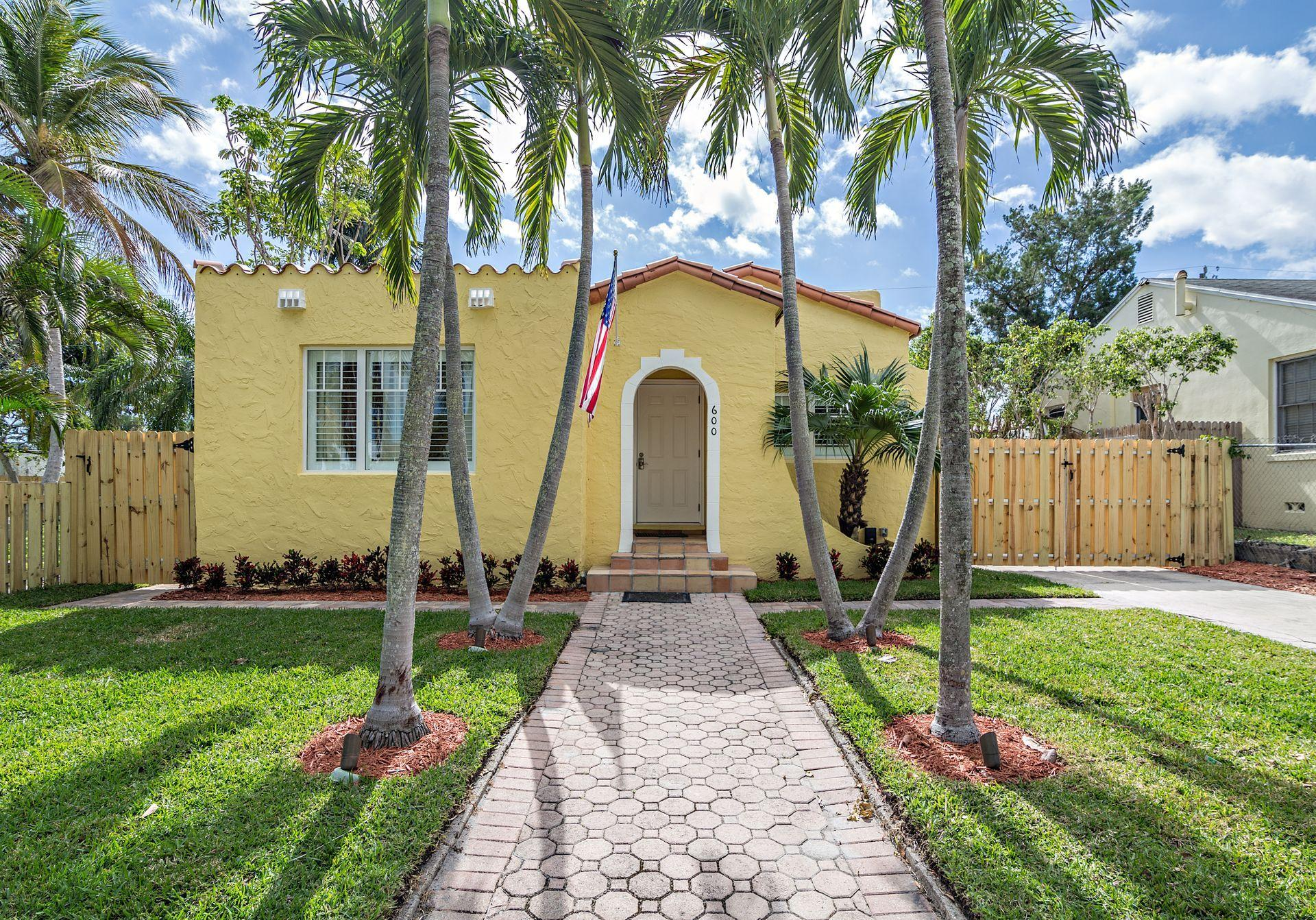 Home for sale in SUNSHINE PARK ADD 2 West Palm Beach Florida