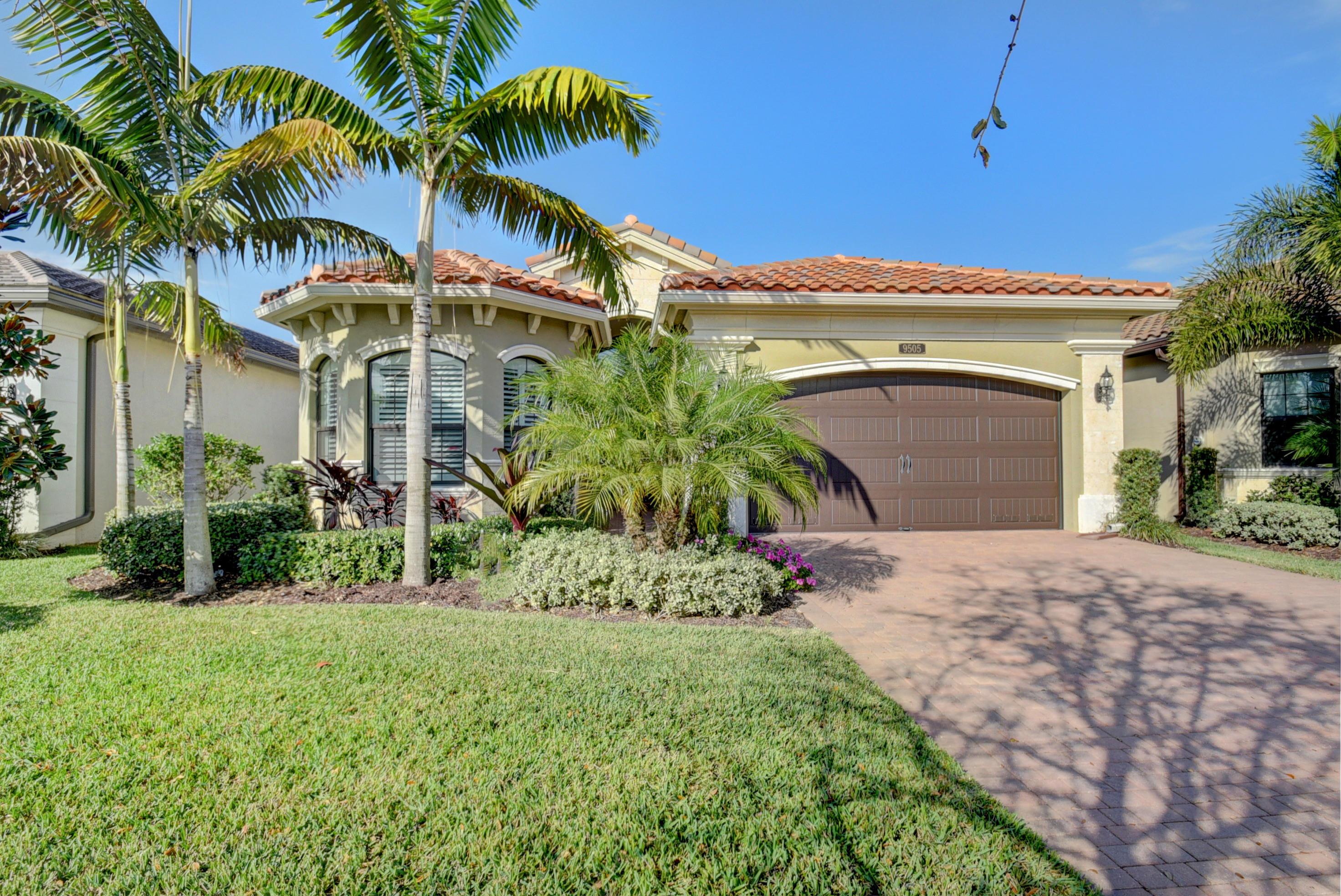 9505 Eden Roc Court, Delray Beach, Florida 33446, 3 Bedrooms Bedrooms, ,3 BathroomsBathrooms,Single Family,For Sale,SEVEN BRIDGES,Eden Roc,RX-10499154