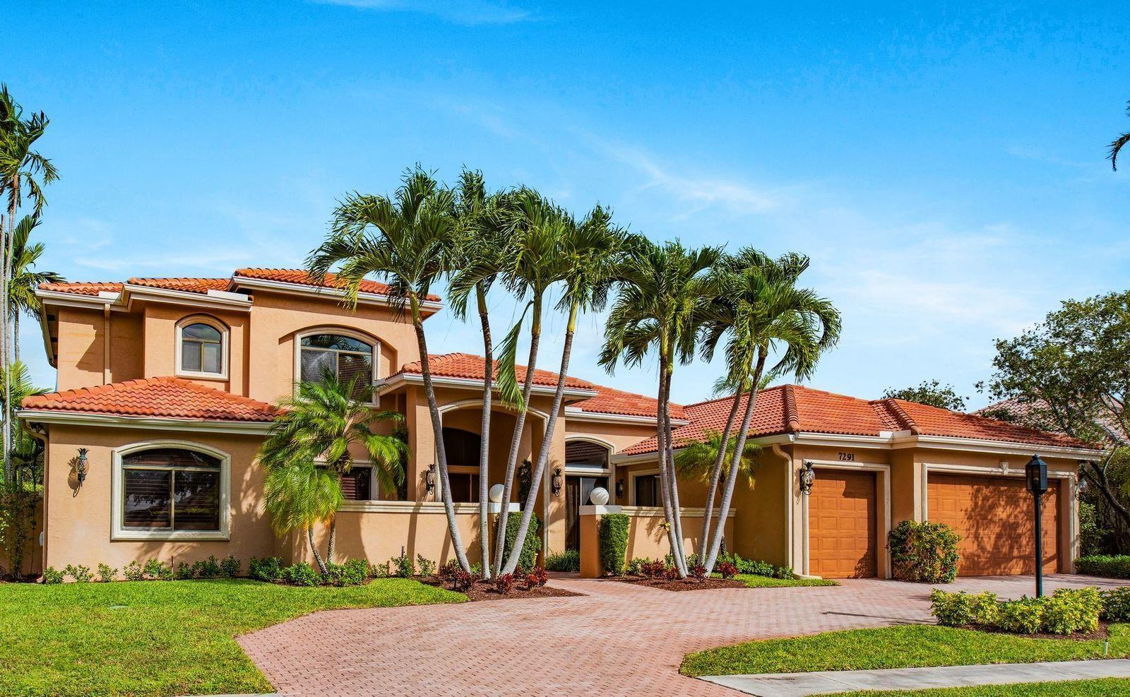 7291 Valencia Drive Boca Raton, FL 33433
