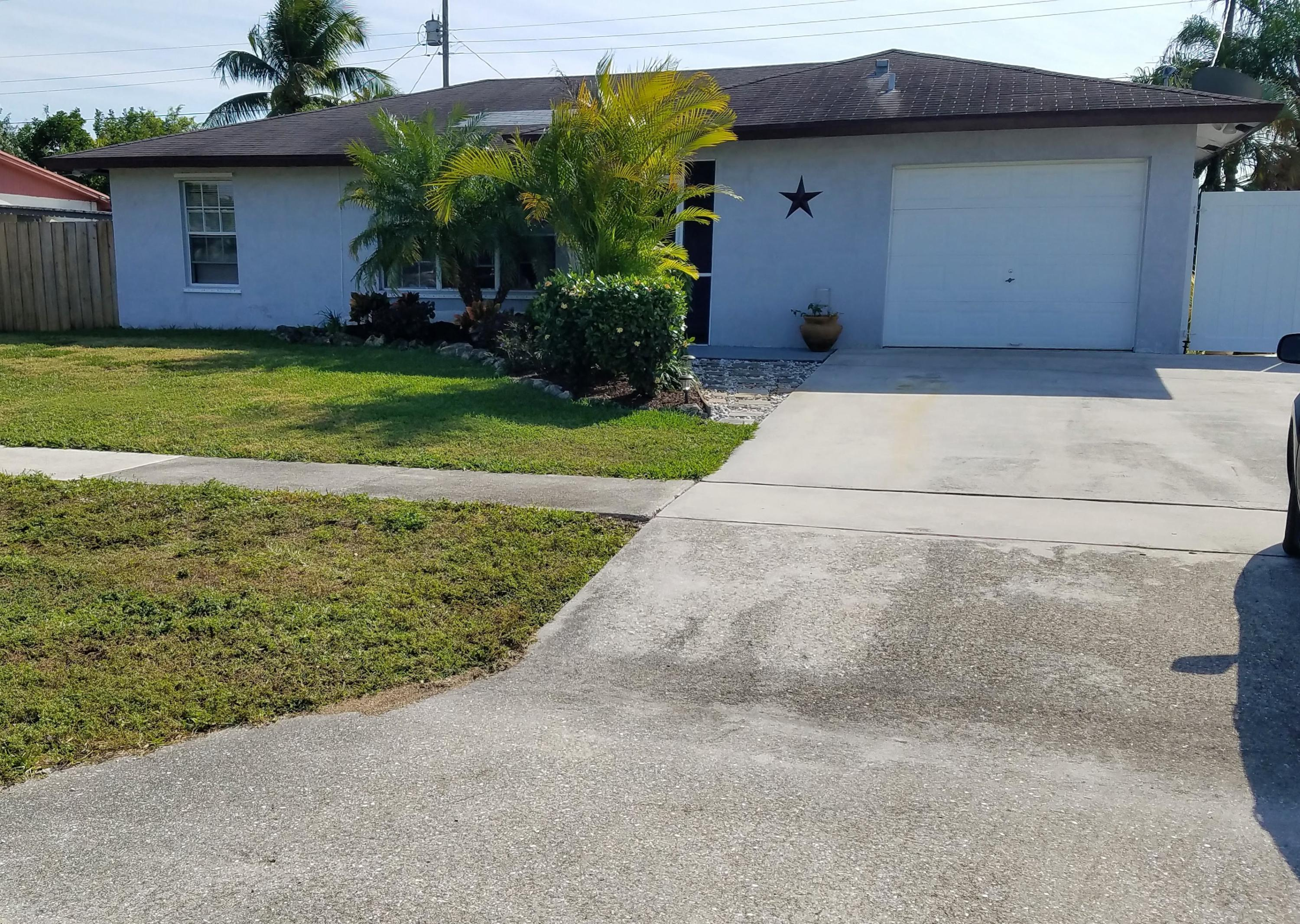Home for sale in MEADOWBROOK 1 West Palm Beach Florida