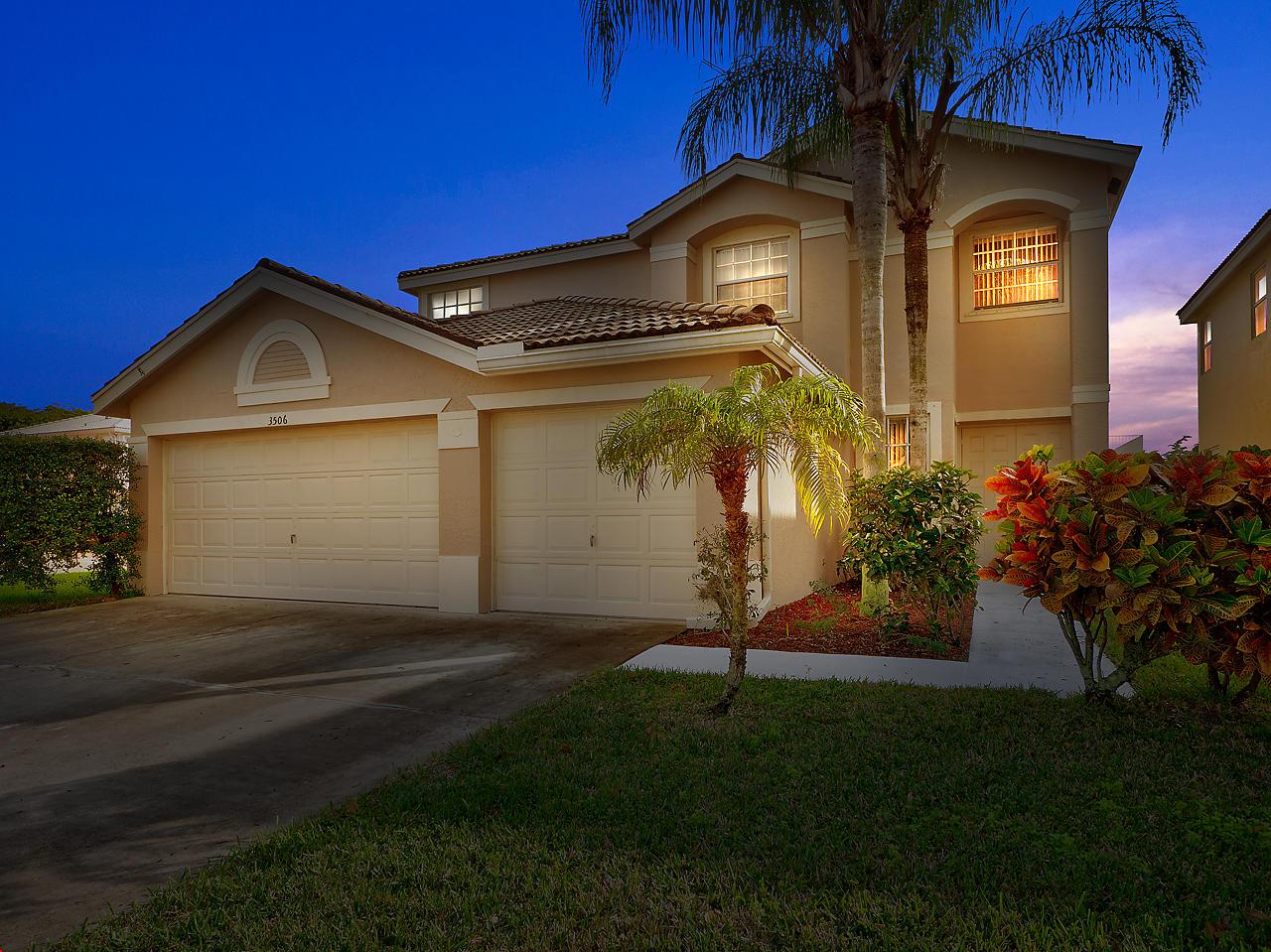 3506 Hudson Lane, Boynton Beach, Florida 33436, 5 Bedrooms Bedrooms, ,3 BathroomsBathrooms,Single Family,For Sale,Hudson,RX-10500093