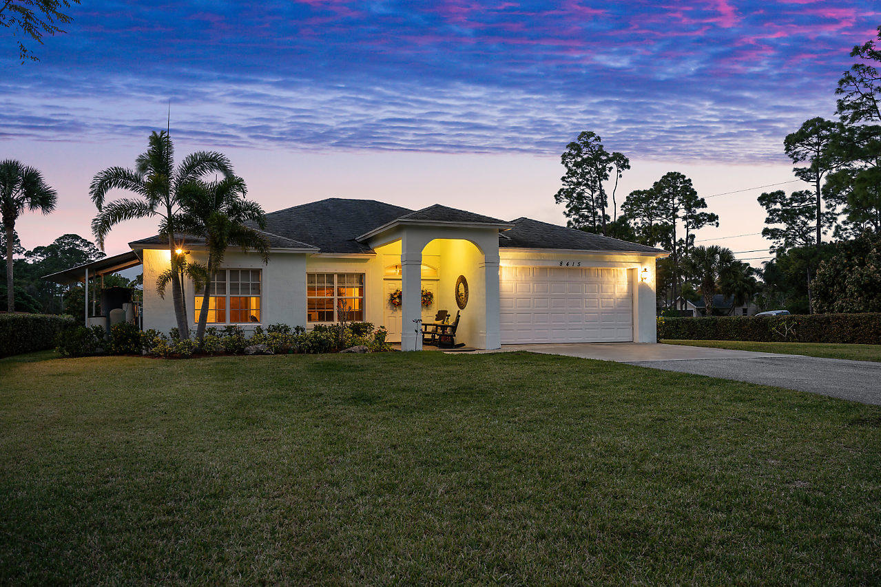 8415 Mandarin Boulevard, Loxahatchee, Florida 33470, 4 Bedrooms Bedrooms, ,2 BathroomsBathrooms,Single Family,For Sale,Mandarin,RX-10499644