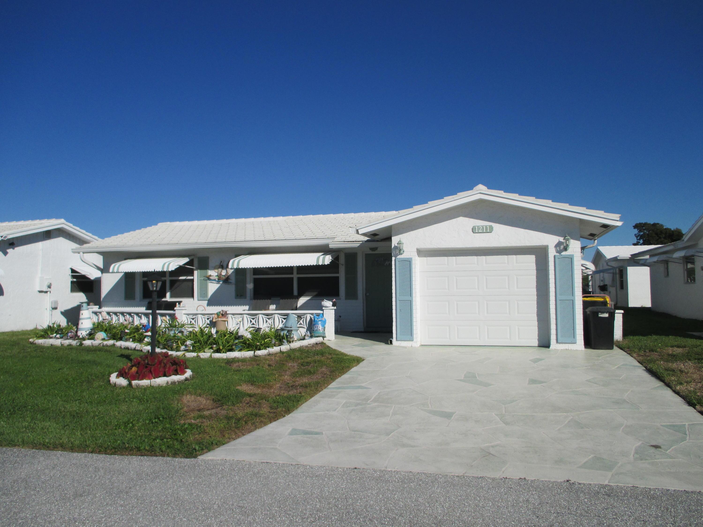 1211 21st Avenue, Boynton Beach, Florida 33426, 2 Bedrooms Bedrooms, ,2 BathroomsBathrooms,Single Family,For Sale,21st,RX-10499910