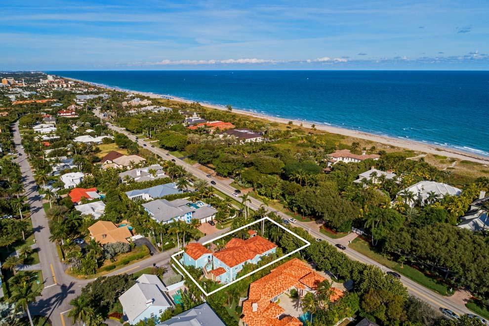 1002 Ocean Boulevard, Delray Beach, Florida 33483, 4 Bedrooms Bedrooms, ,4.2 BathroomsBathrooms,Single Family,For Sale,Ocean,RX-10500302