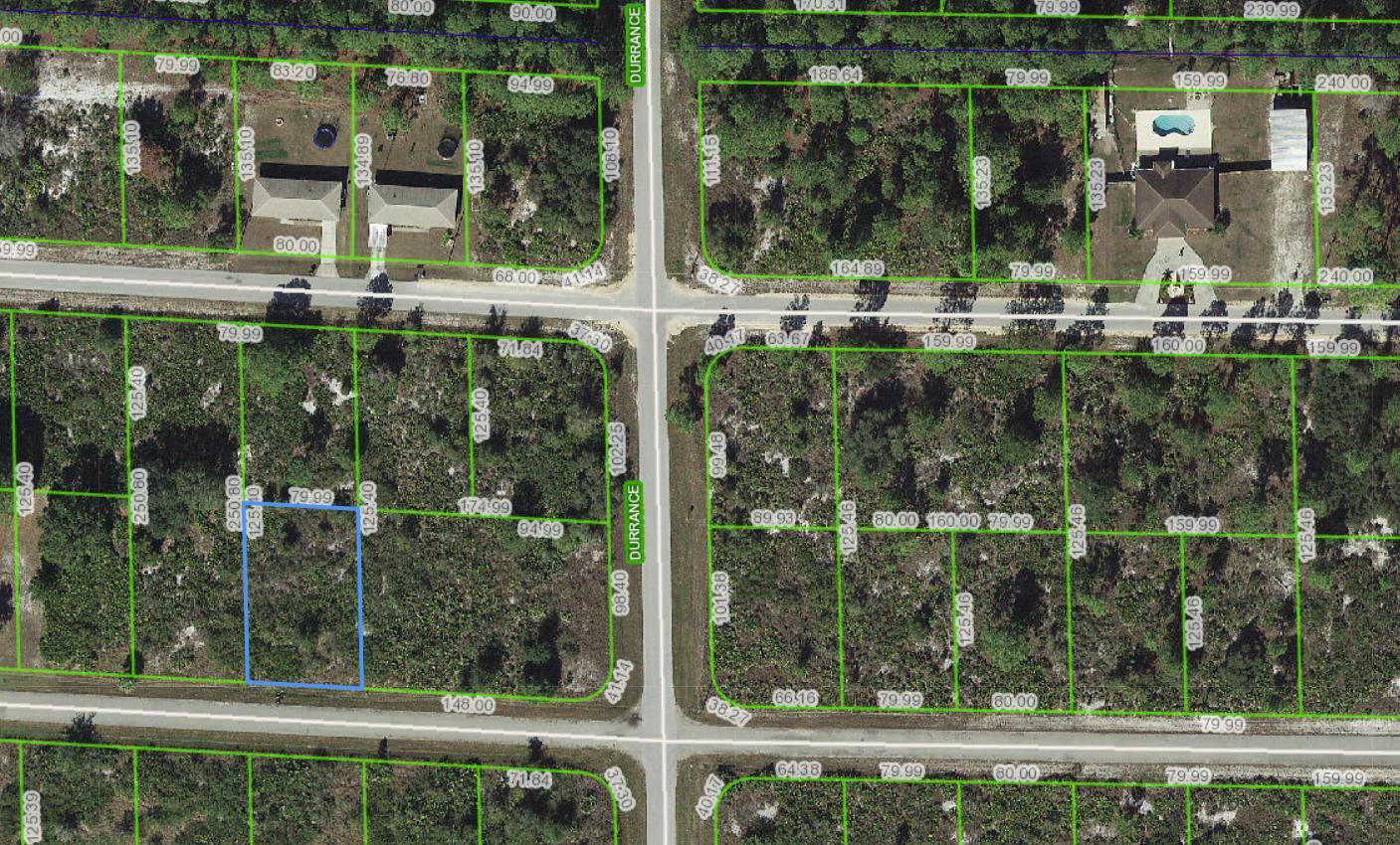 3405 Gerber Avenue, Lake Placid, Florida 33852, ,Land,For Sale,Gerber,RX-10501154
