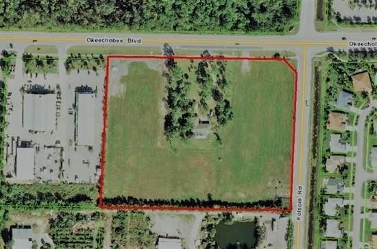 Home for sale in OKEECHOBEE FOLSOM COMMERCIAL Loxahatchee Groves Florida