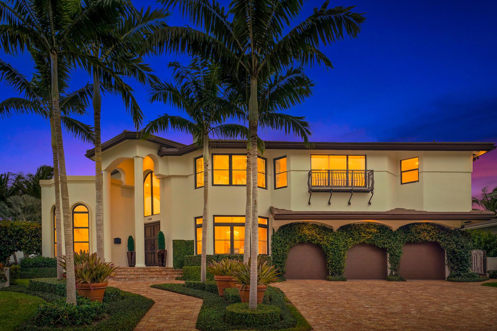 5901 Flagler Drive, West Palm Beach, Florida 33405, 5 Bedrooms Bedrooms, ,5.2 BathroomsBathrooms,Single Family,For Sale,Flagler,RX-10502470