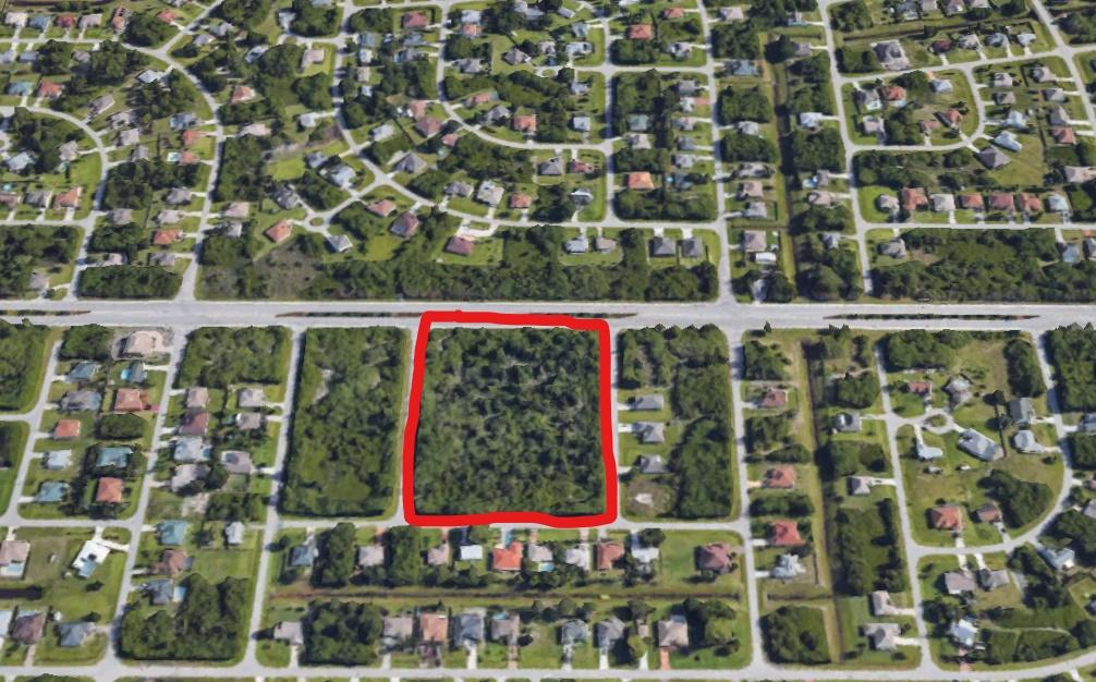 190 Becker Road, Port Saint Lucie, Florida 34953, ,Land,For Sale,Becker,RX-10501974