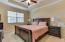 Second Floor Oversized Master Bedroom
