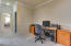 Loft can be a multi-purpose space - Office, Playroom, Den