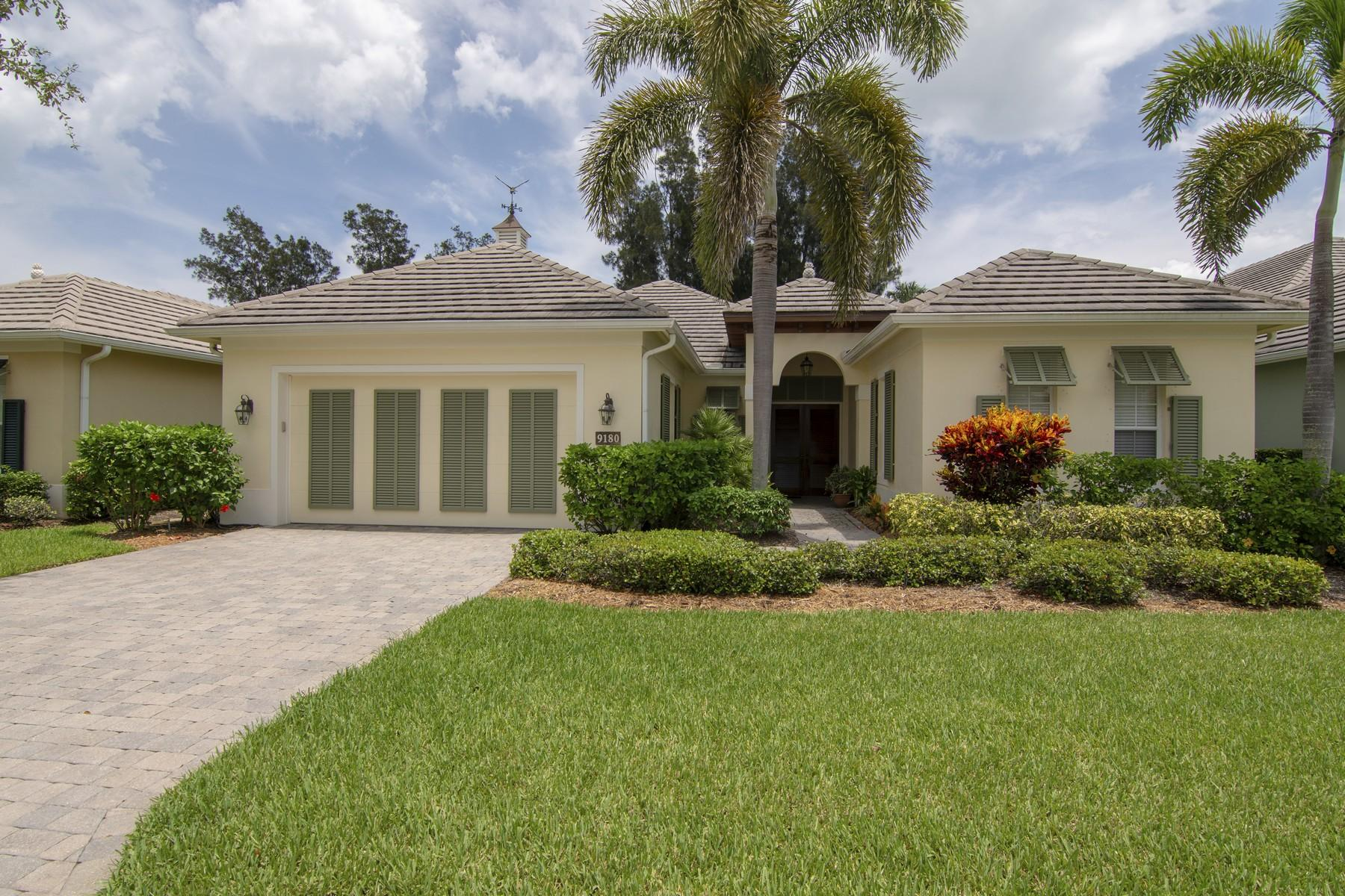 Photo of 9180 Spring Time Drive, Vero Beach, FL 32963