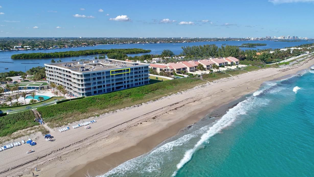 2000 Ocean Boulevard, Palm Beach, Florida 33480, 3 Bedrooms Bedrooms, ,3.1 BathroomsBathrooms,Condo/Coop,For Sale,Two Thousand Condo Sloans Curve,Ocean,5,RX-10502482