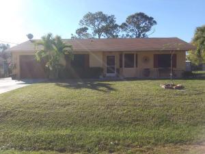 5403 Myrtle Drive, Fort Pierce, FL 34982
