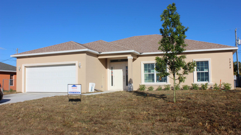 3829 Kocerik Street, Port Saint Lucie, Florida 34953, 4 Bedrooms Bedrooms, ,2 BathroomsBathrooms,Single Family,For Sale,Kocerik,RX-10502895