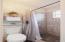 Master Bathroom Shower. Nicely Updated.