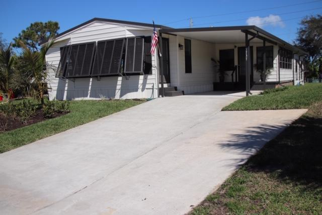 7737 Continental Drive, Hobe Sound, Florida 33455, 2 Bedrooms Bedrooms, ,2 BathroomsBathrooms,Mobile/manufactured,For Sale,Continental,RX-10503295